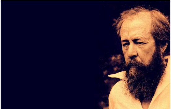 """Godlessness: the reason 60 million Russians were swallowed up"" – Solzhenitsyn's Prophetic 1983 Warning"