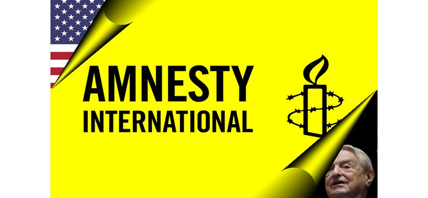 谁是国际特赦组织的幕后黑手?Who is behind – Qui est derrière – Wer ist hinter – Amnesty International ?